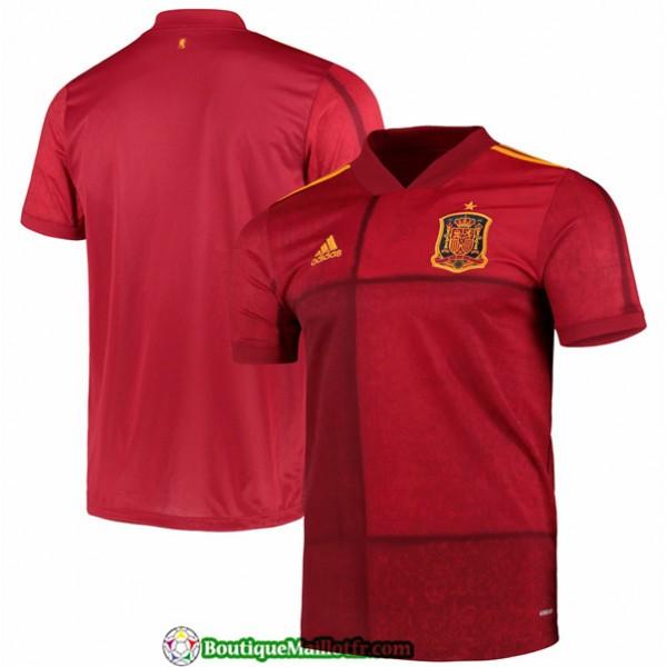 Maillot Espagne Uefa Euro 2020 Domicile