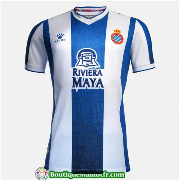 Maillot Espanyol 2019 2020 Domicile