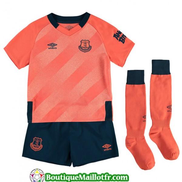 Maillot Everton Enfant 2019 2020 Verton Enfant Ext...