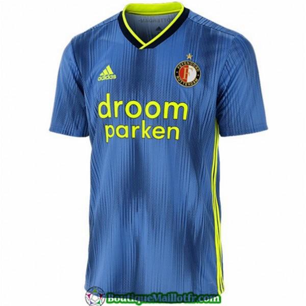 Maillot Feyenoord 2019 2020 Exterieur