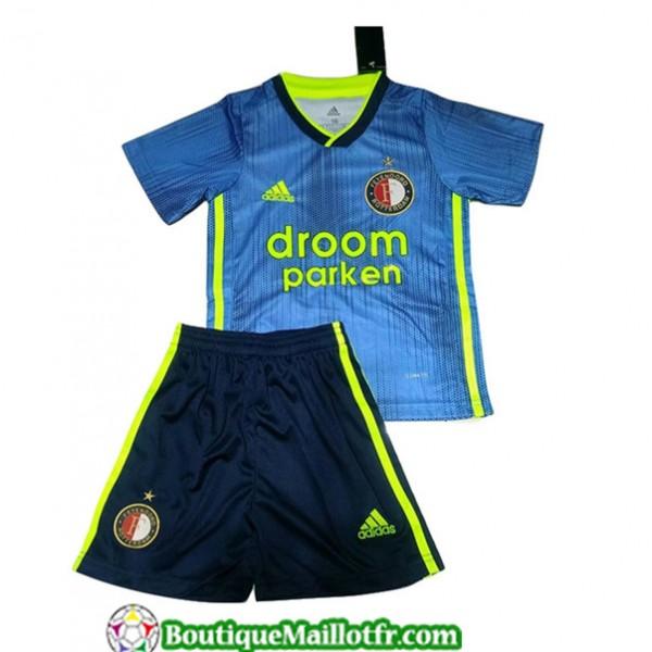 Maillot Feyenoord Enfant 2019 2020 Exterieur