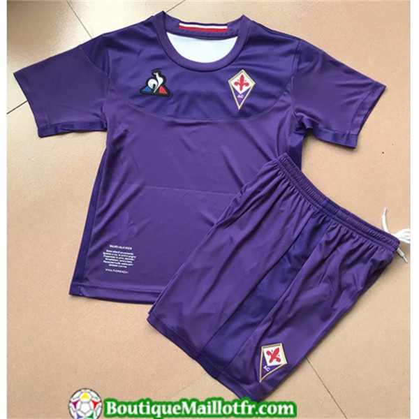 Maillot Fiorentina Enfant 2019 2020 Domicile