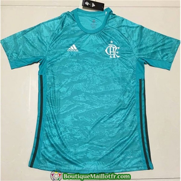 Maillot Flamengo 2019 2020 Vert