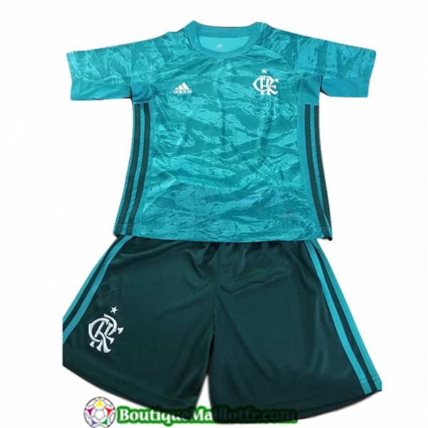 Maillot Flamengo Enfant 2019 2020 Vert