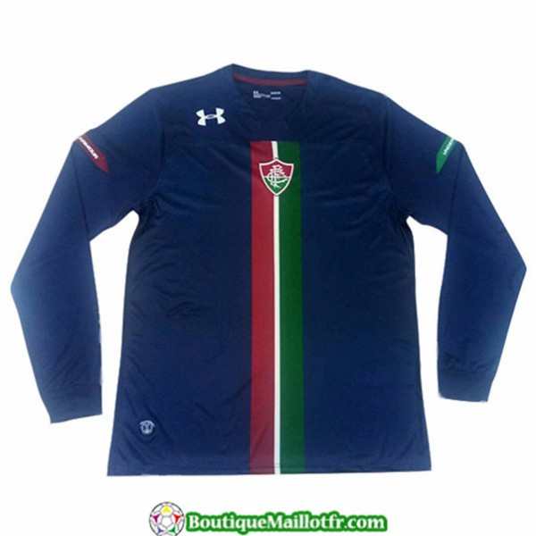 Maillot Fluminense 2019 2020 Third Manche Longue B...