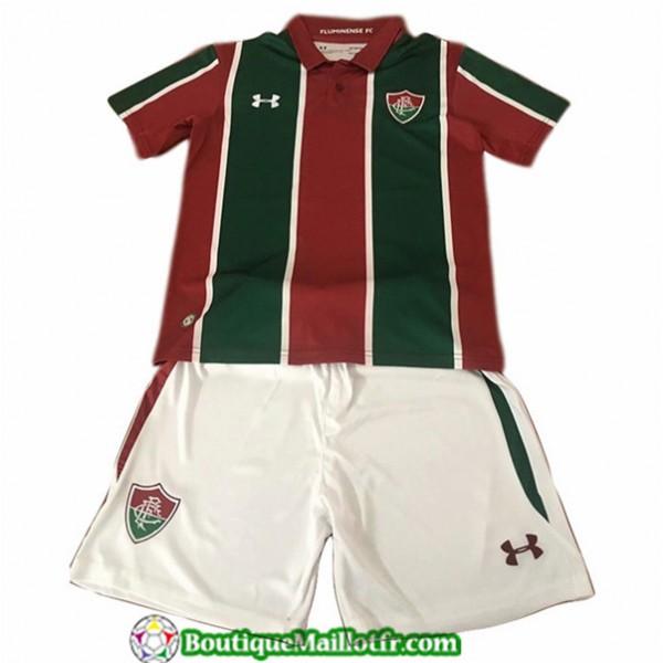 Maillot Fluminense Enfant 2019 2020 Domicile