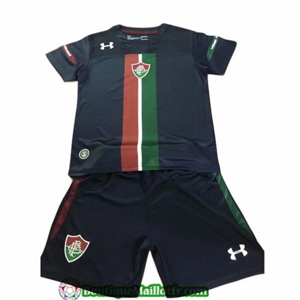 Maillot Fluminense Enfant 2019 2020 Third Bleu Mar...