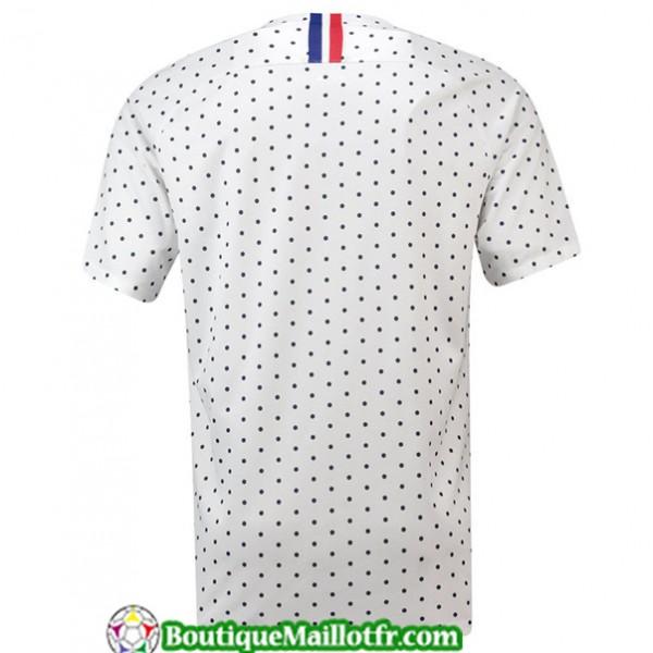 Maillot France 2019 2020 Exterieur
