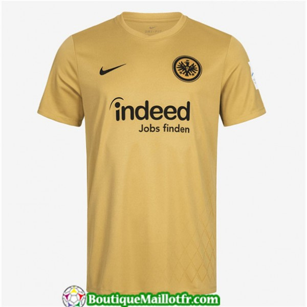 Maillot Francfort 2019 2020 Third