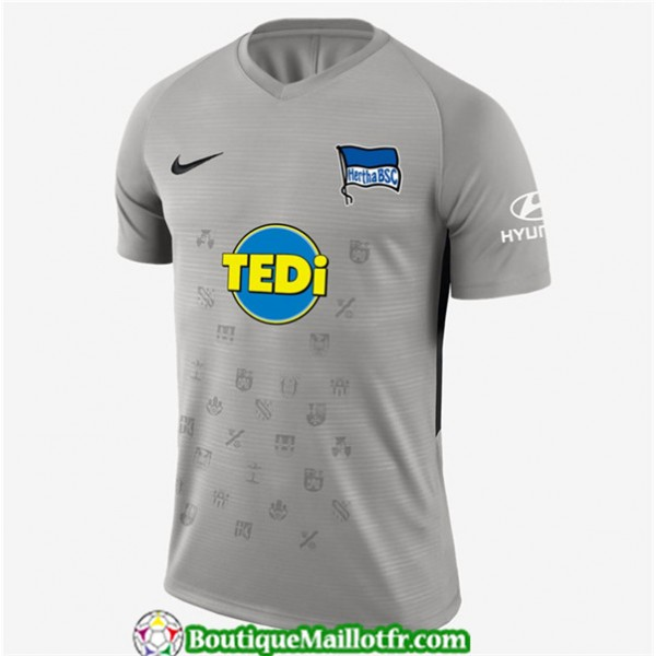 Maillot Hertha Bsc 2019 2020 Third