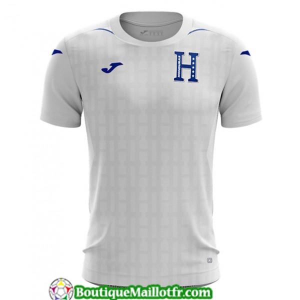 Maillot Honduras 2019 2020 Domicile Blanc