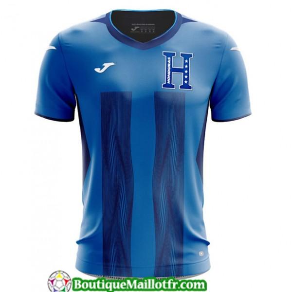 Maillot Honduras 2019 2020 Third Bleu