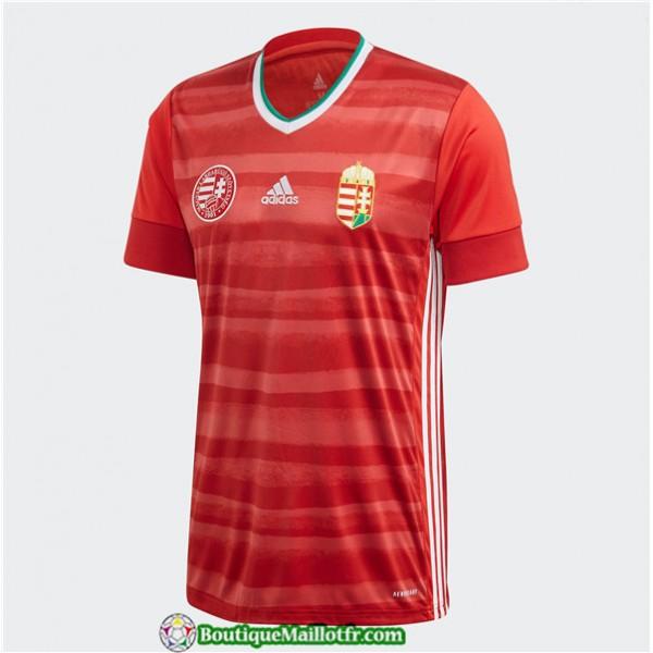Maillot Hongrie Uefa Euro 2020 Domicile