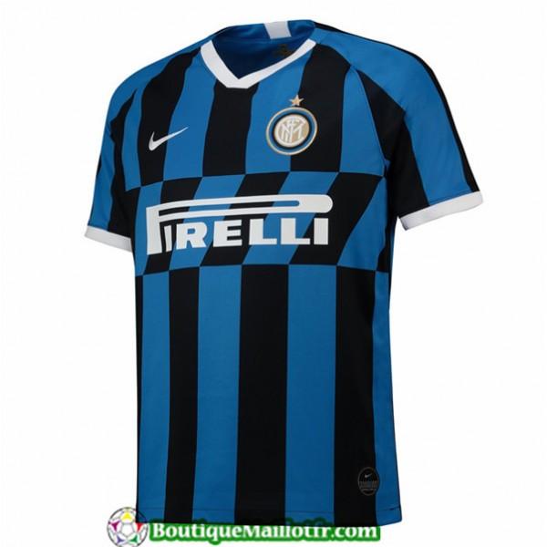 Maillot Inter Milan 2019 2020 Domicile Bleu