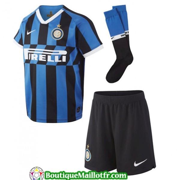 Maillot Inter Milan Enfant 2019 2020 Domicile