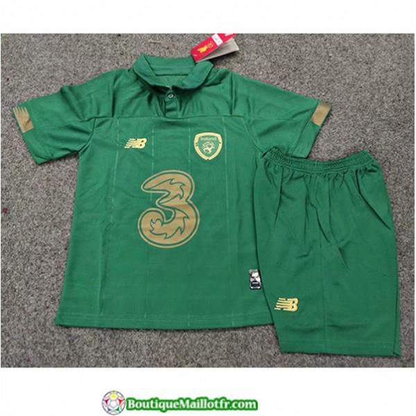 Maillot Ireland Enfant Uefa Euro 2020 Domicile
