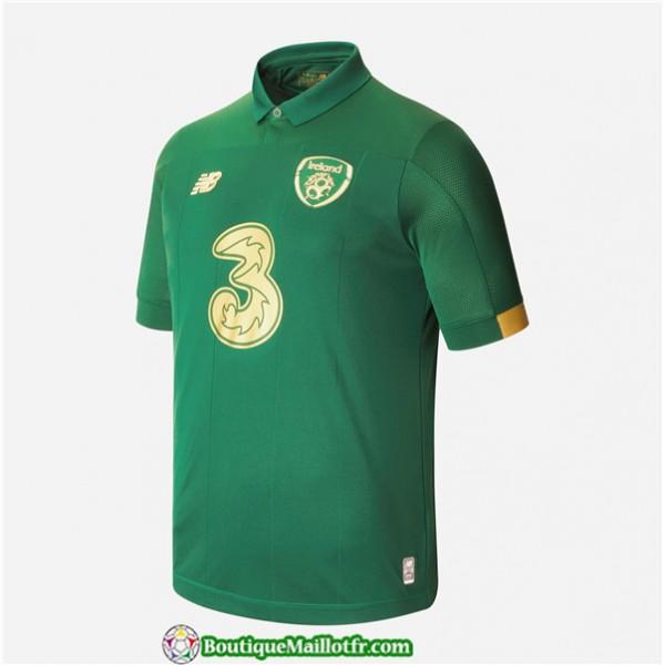 Maillot Ireland Uefa Euro 2020 Domicile