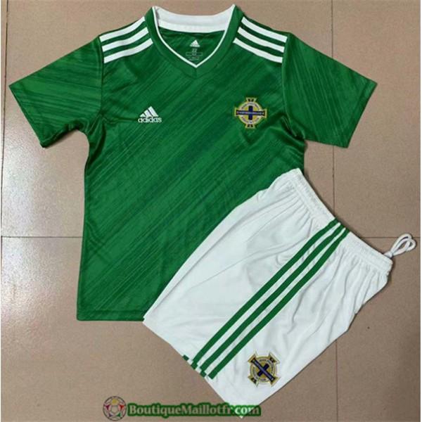 Maillot Irlande Du Nord Enfant Uefa Euro 2020