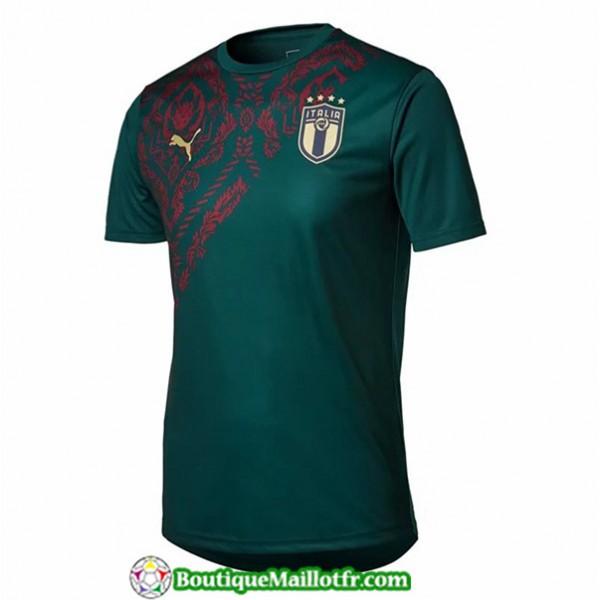 Maillot Italian 2019 2020 Training Vert