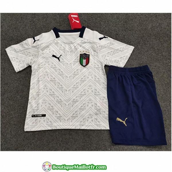 Maillot Italie Enfant Uefa Euro 2020 Exterieur