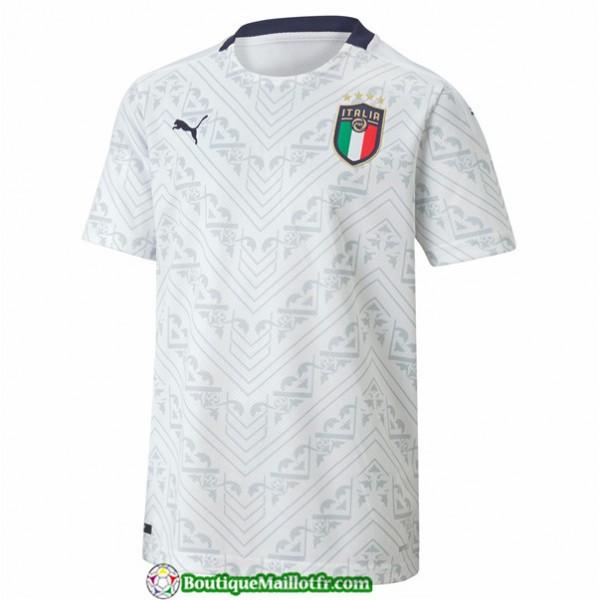 Maillot Italie Uefa Euro 2020 Exterieur
