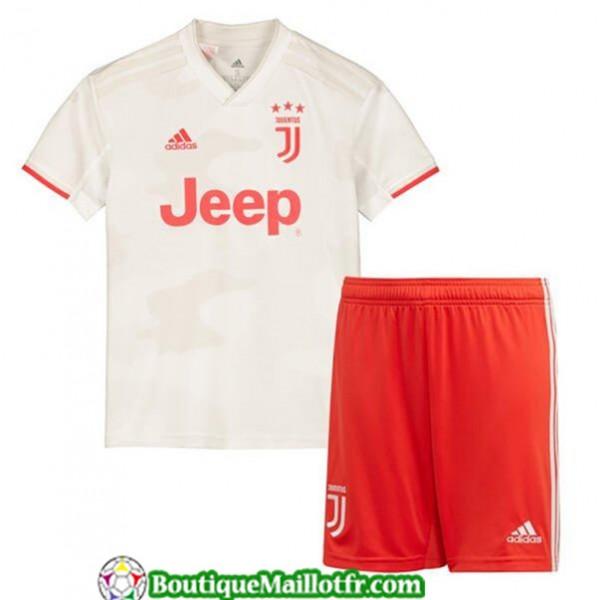 Maillot Juventus Enfant 2019 2020 Exterieur