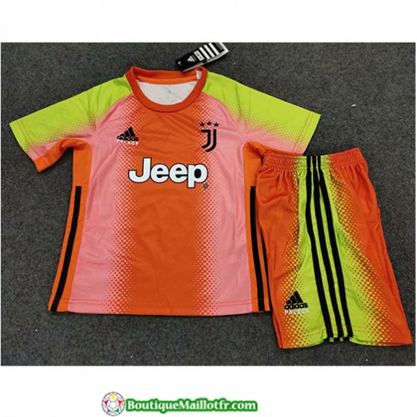 Maillot Juventus Enfant Gardien De But édition Sp...