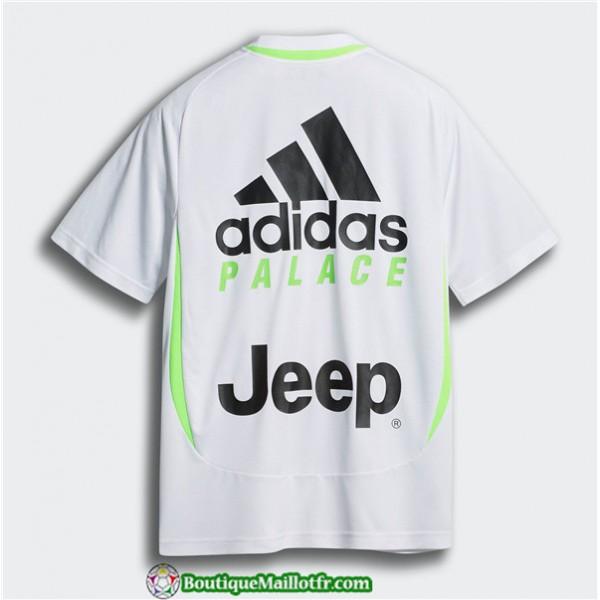 Maillot Juventus Palace Entrainement 2019 2020 Blanc