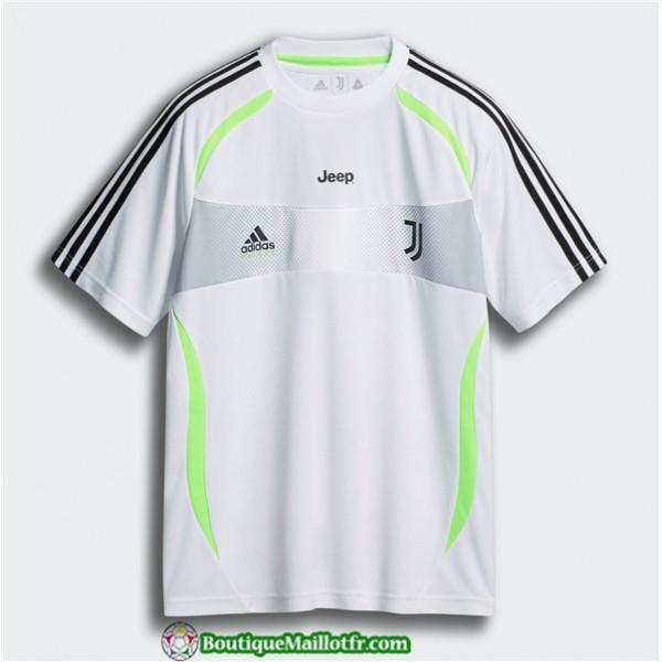 Maillot Juventus Palace Entrainement 2019 2020 Bla...