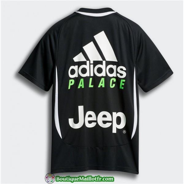 Maillot Juventus Palace Entrainement 2019 2020 Noir