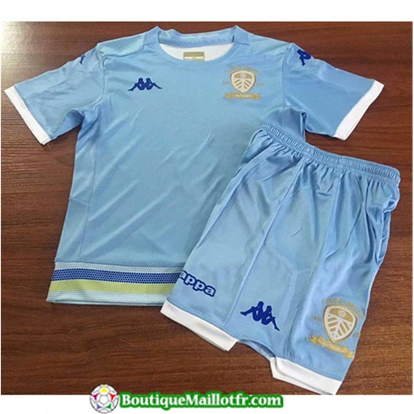 Maillot Leeds United Enfant 2019 2020 Third