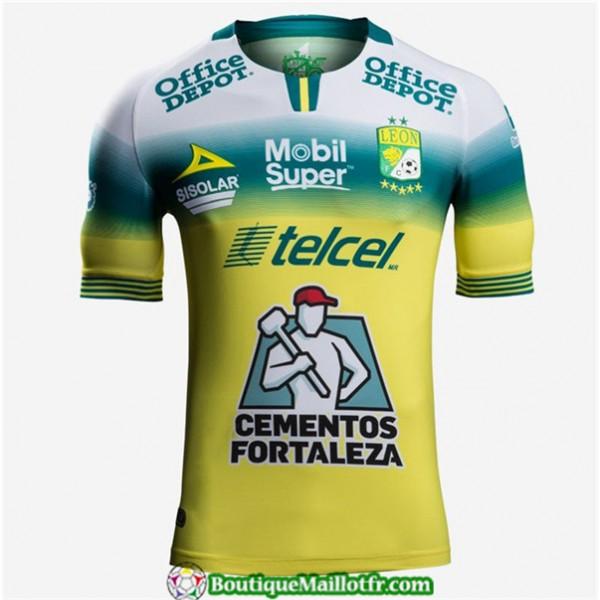 Maillot Leon 2019 2020 Exterieur