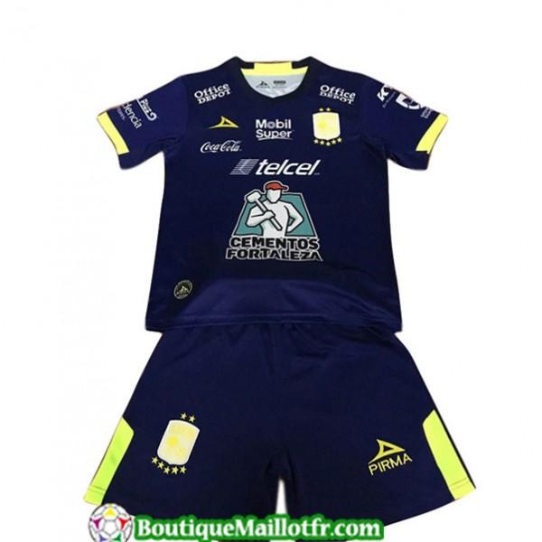 Maillot Leon Enfant 2019 2020 Third Bleu Marine