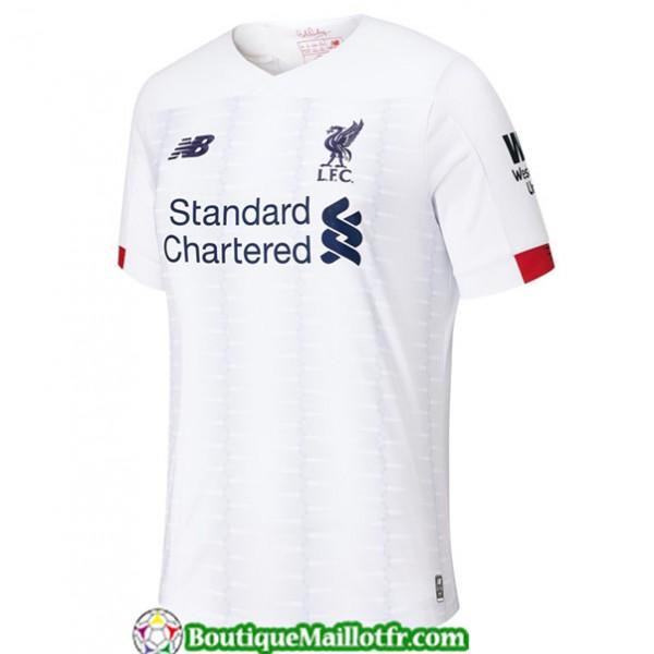 Maillot Liverpool 2019 2020 Exterieur