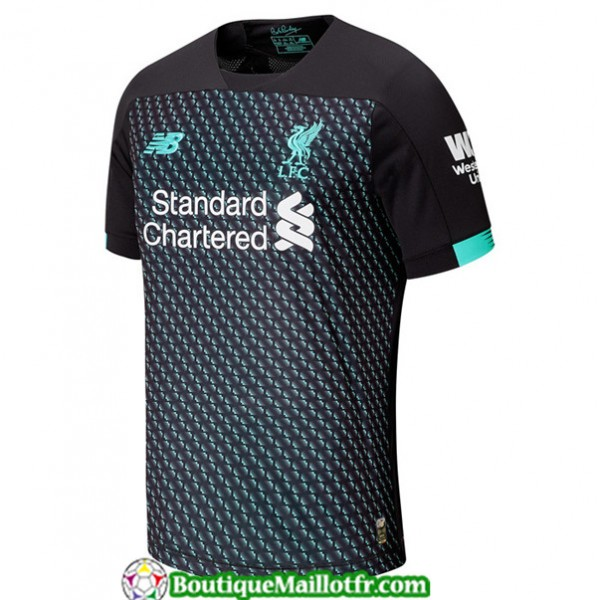Maillot Liverpool 2019 2020 Third