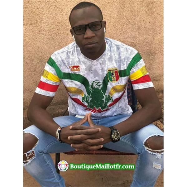Maillot Mali 2019 2020 Blanc