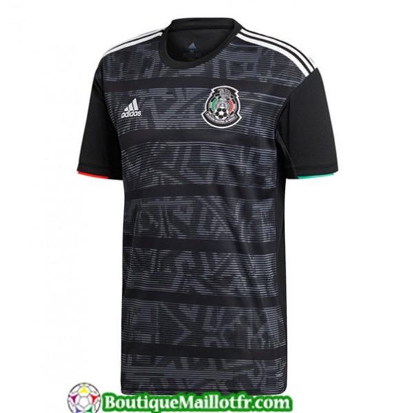 Maillot Mexique 2019 2020 Noir