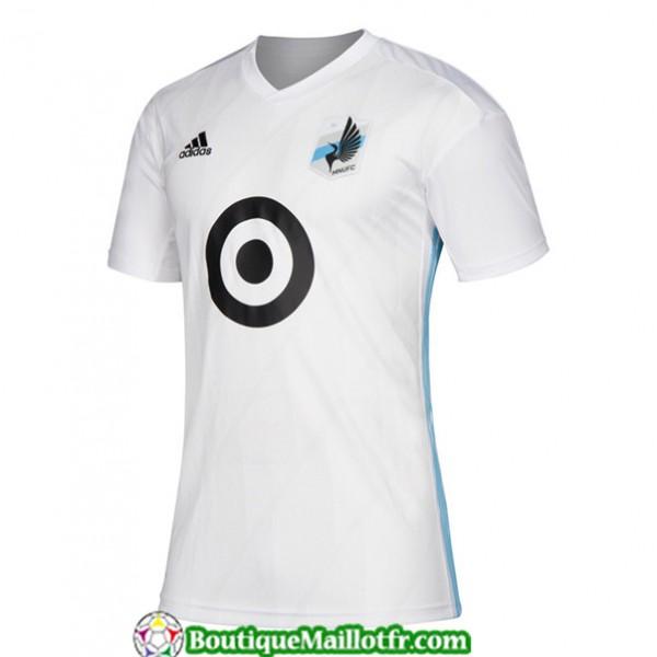Maillot Minnesota United 2019 2020 Blanc