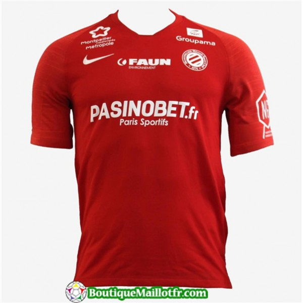Maillot Montpellier 2019 2020 Third