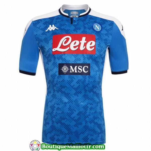 Maillot Naples 2019 2020 Domicile