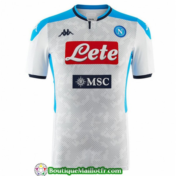Maillot Naples 2019 2020 Third