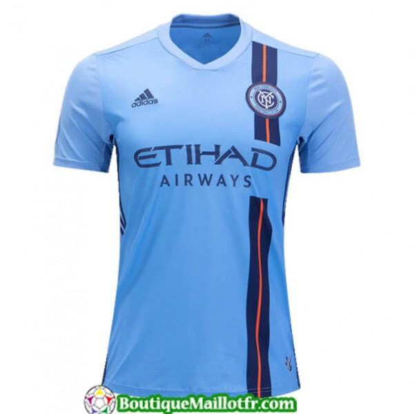 Maillot New York City 2019 2020 Domicile Bleu