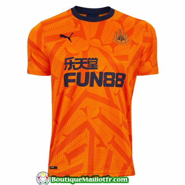 Maillot Newcastle United 2019 2020 Third