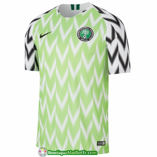 Maillot Nigeria 2019 2020 Domicile