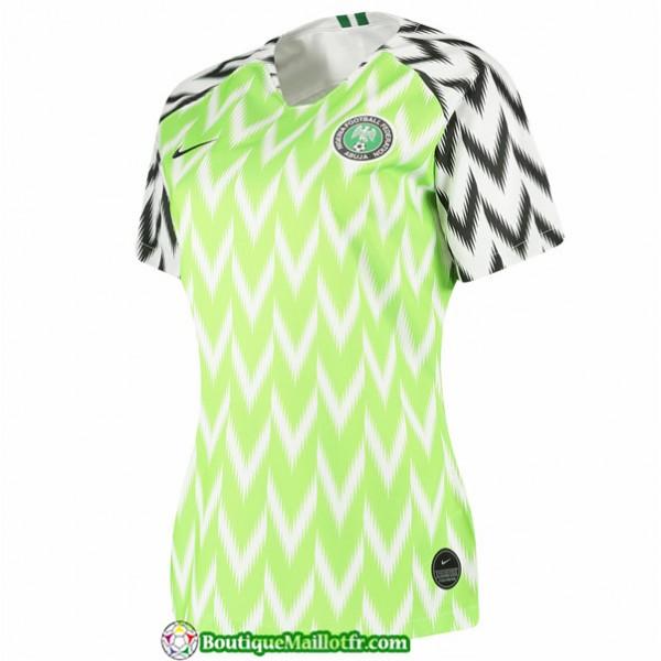 Maillot Nigeria Femme 2019 2020 Domicile