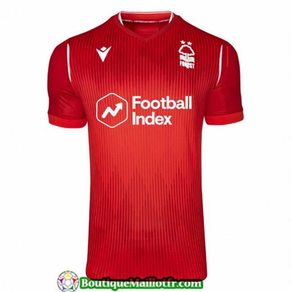 Maillot Nottingham Forest 2019 2020 Domicile