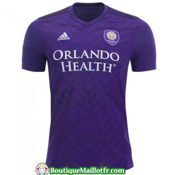 Maillot Orlando City 2019 2020 Domicile