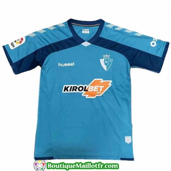 Maillot Osasuna 2019 2020 Bleu
