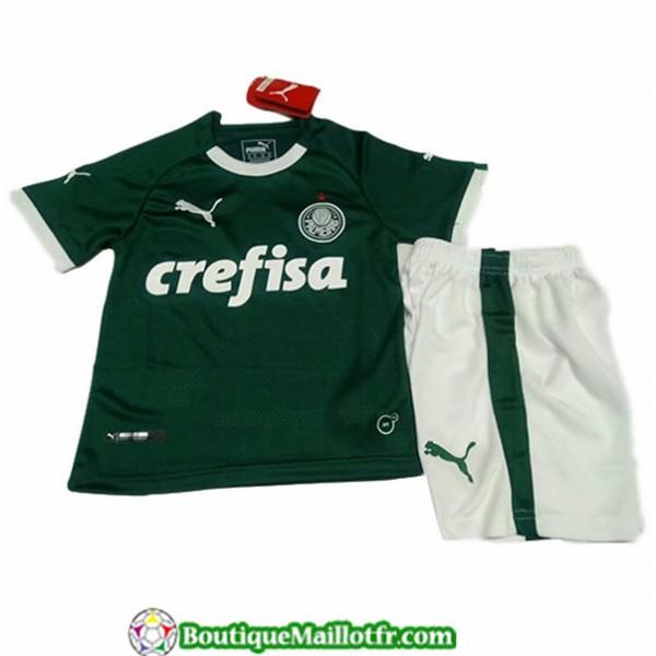 Maillot Palmeiras Enfant 2019 2020 Domicile
