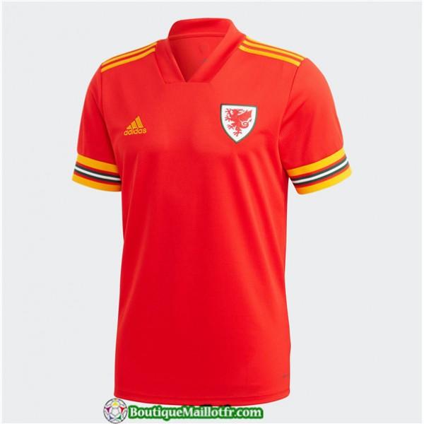Maillot Pays De Galles Uefa Euro 2020 Domicile